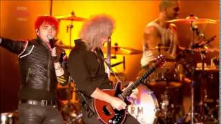 Gambar cover My Chemical Romance Welcome To The Black Parade Live With Brian May!