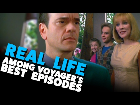 "Great Moments in Star Trek: ""Real Life"" (Voyager Season 3)"