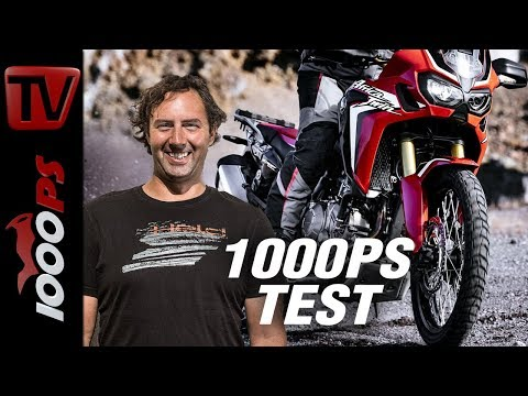1000PS Test - Metzeler Karoo Street - Off-Road Reifen mit Straßenperformance?