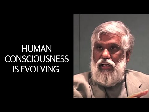 Human Consciousness Is Evolving
