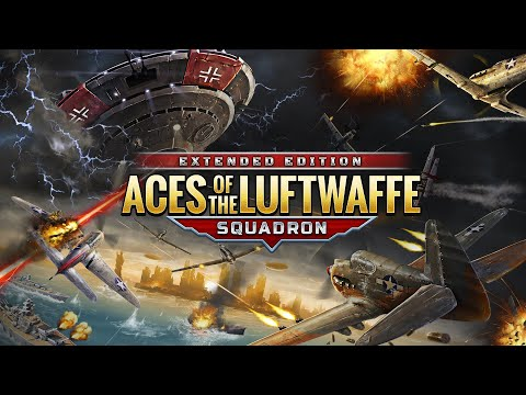 Aces of the Luftwaffe: Squadron - Extended Edition // Mobile Announcement