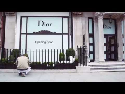 Dior to open pop-up stores