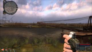 STALKER: Call of Pripyat - Testing PC HD Gameplay Footage #2 Video Games Source