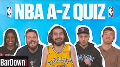 CAN YOU PASS THIS A-Z NBA NAMES QUIZ?