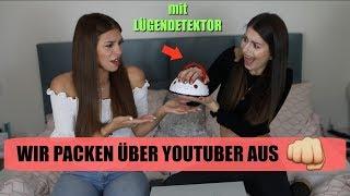 Die Wahrheit über so manche Youtuber Kollegen mit Lügendetektor !