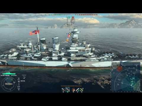 WOWS North Carolina  takes a beating and keeps on kicking