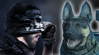 Dogs of War - Call of Duty: Ghosts Gameplay Part 1