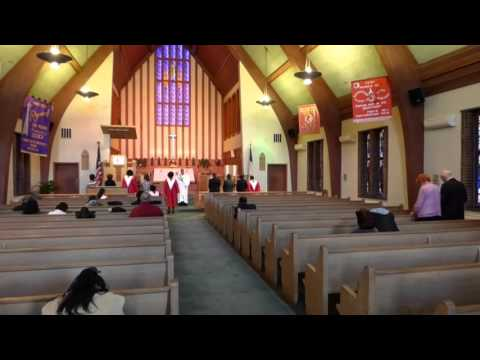 Installation service of 2016 officers first united methodist church
