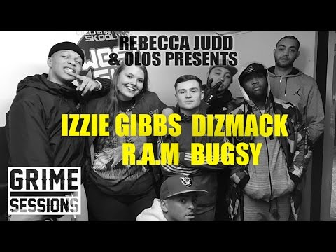 Grime Sessions - Izzie Gibbs, Dizmack, Ruthless And Motivated, Bugsy