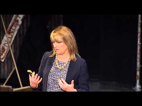 Time | Maxine Mawhinney | TEDxWhitehallWomen