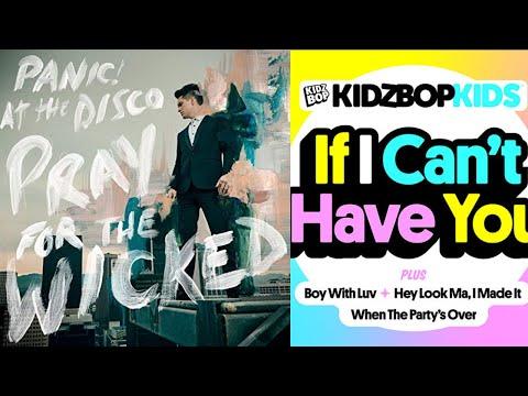 Panic! at the Disco vs. KIDZ BOP Kids - Hey Look Ma, I Made It (Mashup - Audio)