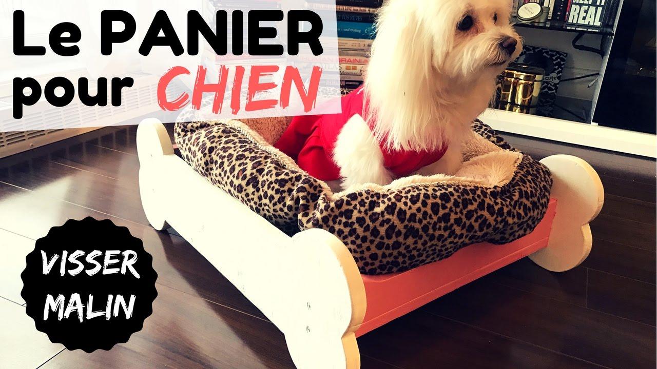 Lit Pour Chien Palette comment fabriquer un panier pour chien (lit pour chien) - ep34