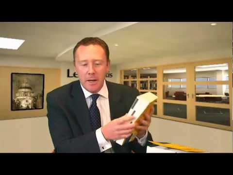 Tolley Exam Training - Lost in legislation