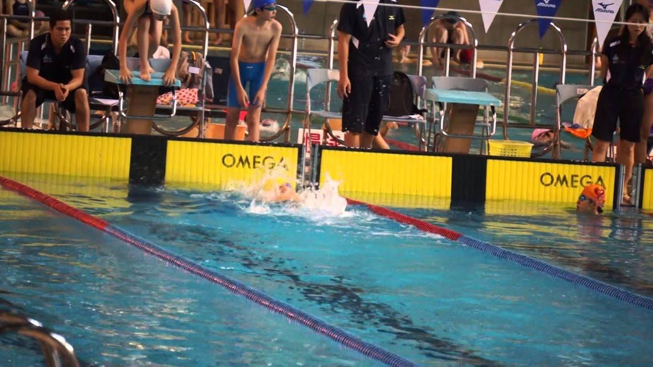 2014-06-28.29第四屆MIZUNO盃松運全國分齡游泳錦標賽-四人接力 - YouTube