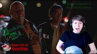 Breaking Bad Season 2 Episode 1 Reaction 'Seven Thirty-Seven'