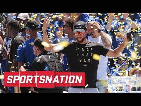Warriors Don't Care About Other NBA Teams' Offseason Moves | SportsNation | ESPN