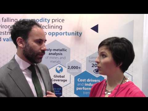 Jonny Sultoon Talks Coal Price and Coal Market Outlook at PDAC 2015