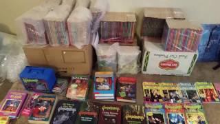 Huge Goosebumps Collection