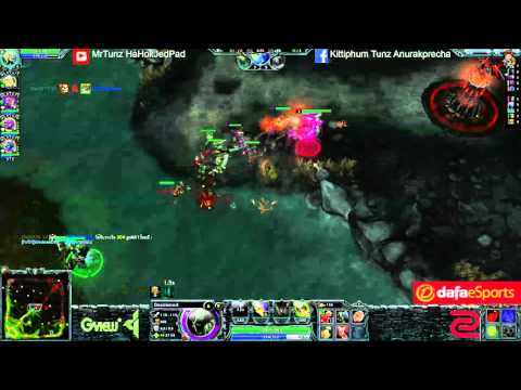 5678 Hon Streaming [25/2/2016] Road to 2k MMR day3