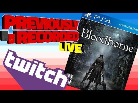 Craving more Bloodborne (pt 3)