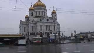 Niezwykly Swiat - Rosja - Moskwa - Cerkiew Chrystusa Zbawiciela