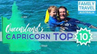 ROCKHAMPTON, YEPPOON, GREAT KEPPEL ISLAND | TOP 10 | Family Road Trip Travel Queensland EP 52
