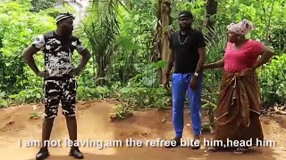 Ndi Ntisa 6   Chief Lands in trouble after seeking how to travel out (Chief Imo Comedy)