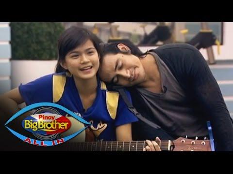 PBB: Piolo Pascual sings 'Hawak Kamay' with Maris