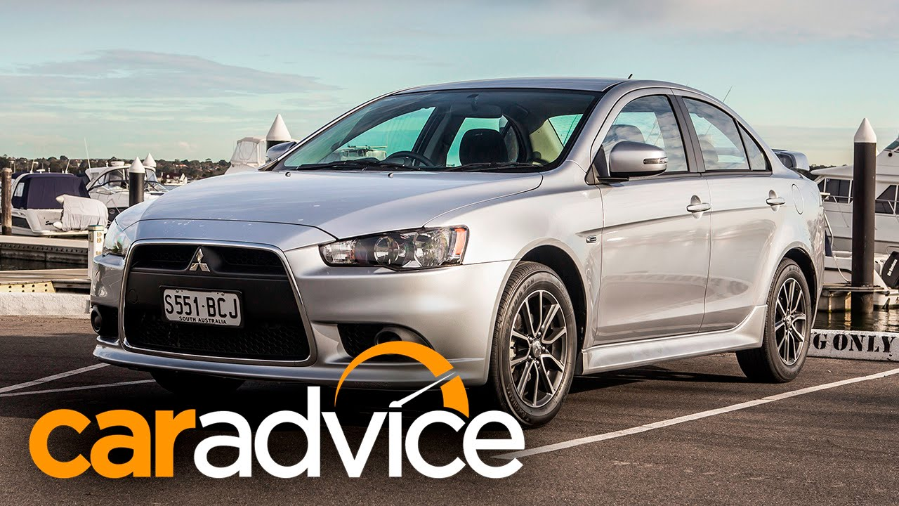 Mitsubishi lancer es sport 2015 review
