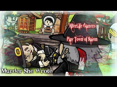 Murder She Wrote | AfterLife Gamers