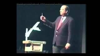 Fighting the Illuminati - Bill Cooper -  Amazing Speech at Wembley Stadium