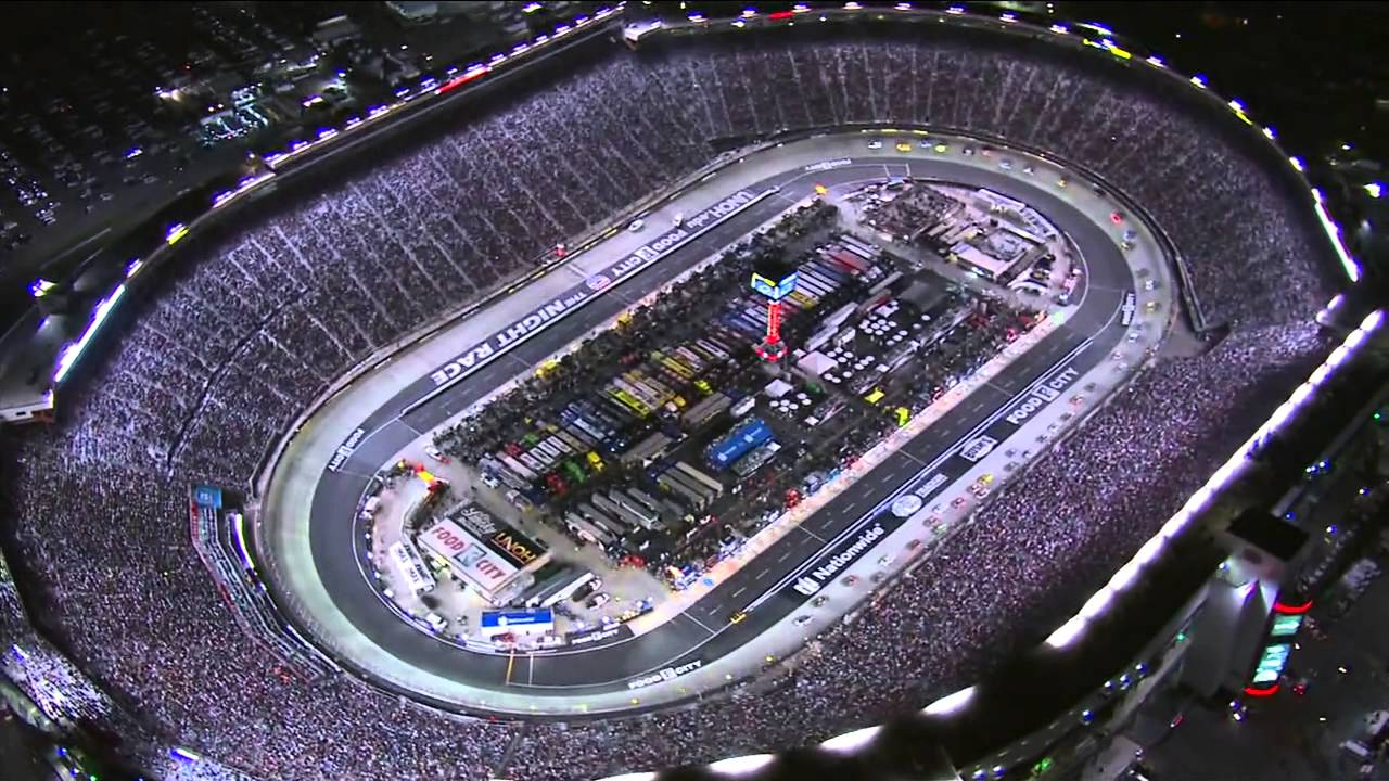 NASCAR Sprint Cup Series - Full Race - Irwin Tools Night ...