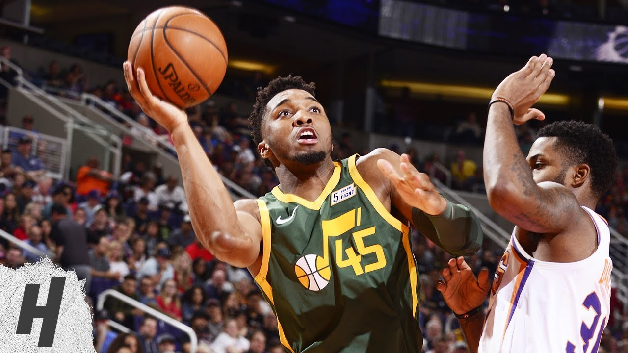 san francisco 4ae8e aab1c Utah Jazz vs Phoenix Suns - Full Game Highlights   April 3, 2019   2018-19  NBA Season