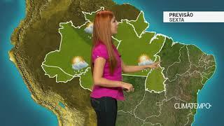 Previsão Norte - Ar segue muito úmido