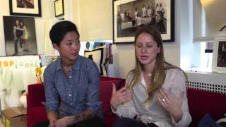 Top Chef's Kristen Kish and Brooke Williamson
