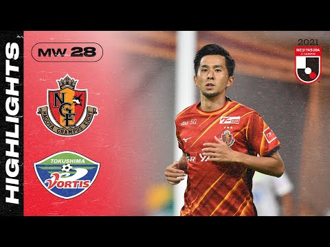 Nagoya Tokushima Goals And Highlights