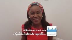 Méditation du 2 mai 2020 – Qahal, fraternité nouvelle