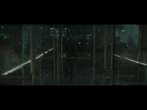 Сцена в лифте. Эль Диабло демонстрирует свою силу. Отряд самоубийц. 2016