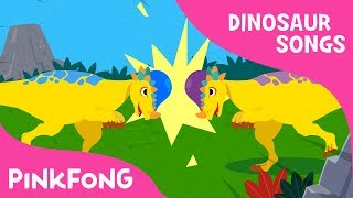 Pachycephalosaurus | Dinosaur Songs | Pinkfong Songs for Children