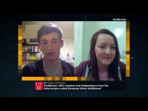 Students for Britain mythbusting on Al Jazeera