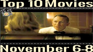 Video Top 10 Movies - Box Office, November 6 - 8, 2015 download MP3, 3GP, MP4, WEBM, AVI, FLV September 2018