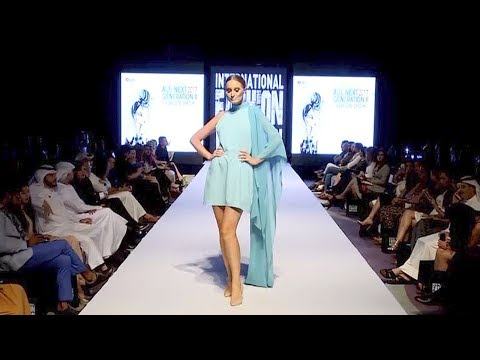 American University in the Emirates | Spring Summer 2018 Full Fashion Show | Exclusive