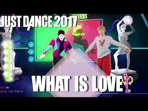 🌟 Just Dance 2017: What Is Love - Haddaway - SuperStar Gameplay | Just Dance Real Dancer 🌟