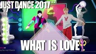 Just Dance 2017: What Is Love - Haddaway - SuperStar Gameplay | Just Dance Real Dancer