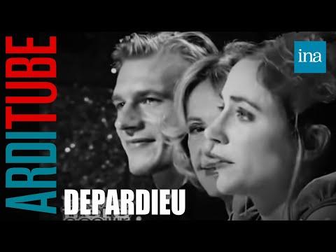 Interview Frère et soeur Julie et Guillaume Depardieu - Archive INA