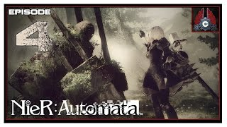 Let's Play Nier: Automata On PC (English Voice/Subs) With CohhCarnage - Episode 4