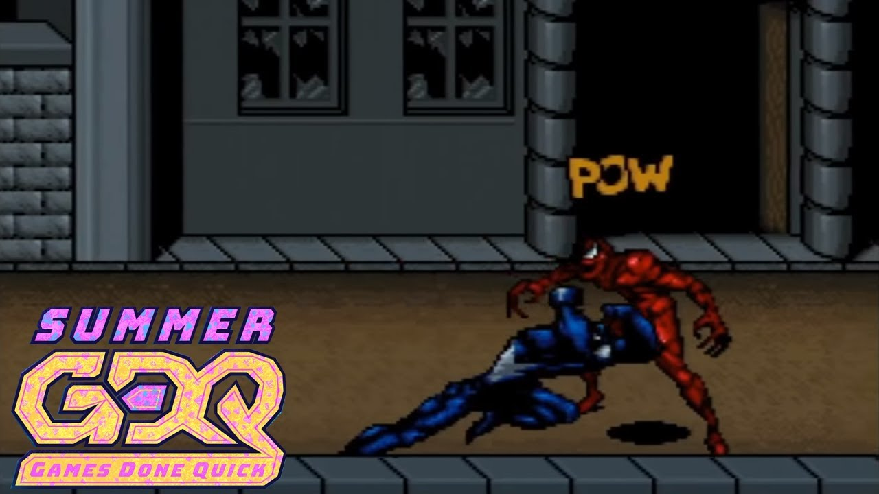 spider man venom s maximum carnage by ninjaofsorts in 19 19