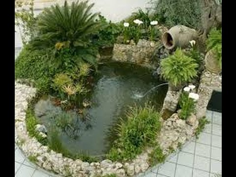 Como decorar un jardin peque o youtube - Decorar un jardin pequeno ...