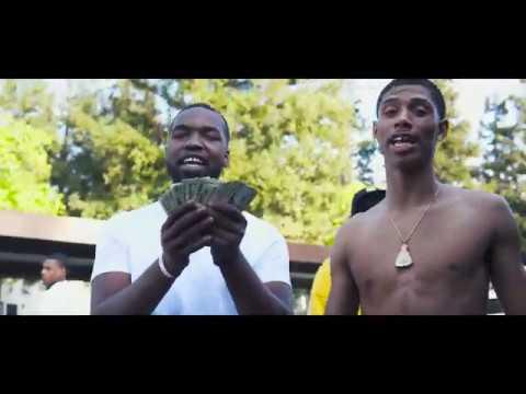 Lil DG X Lil T -  Ina Hood | Dir. By @feeziefilms