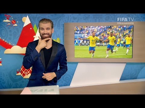 FIFA WC 2018 - BRA vs. MEX – for Deaf and Hard of Hearing - International Sign